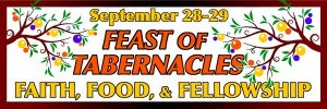 Feast of Tabernacle Poster